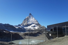 The best view of the Matterhorn